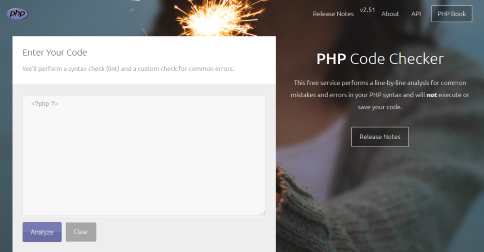 phpcodechecker.com